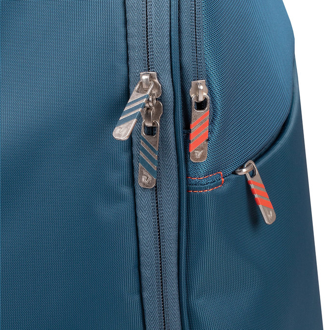 Batoh a kufrík v jednom roncato, modrá, 969-9724 - 15