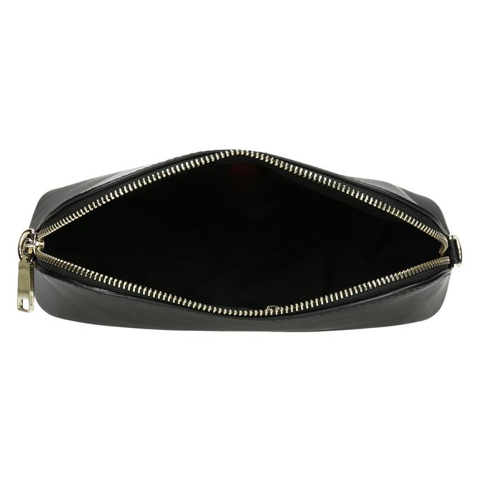 Čierna Crossbody kabelka s retiazkou bata, čierna, 961-6925 - 15
