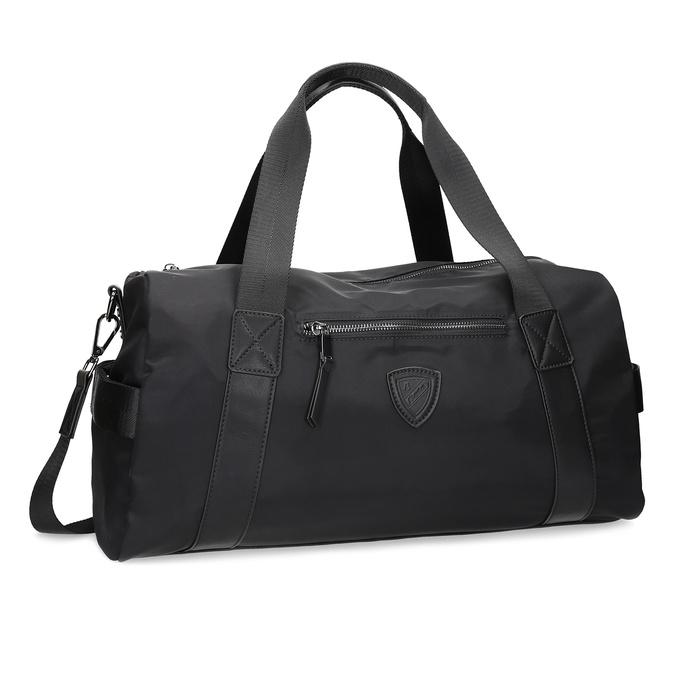 b79790e112 Atletico Čierna cestovná taška s popruhom - Pánske tašky