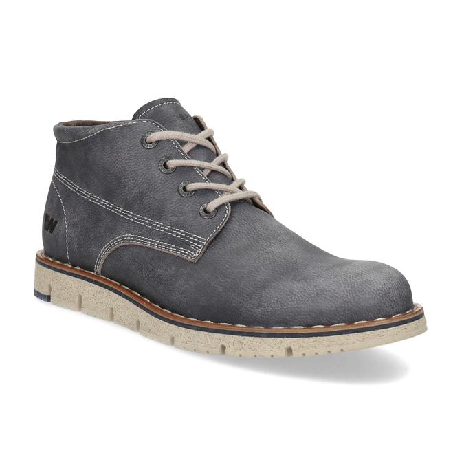 d0da531775e7 Weinbrenner Pánska kožená členková obuv - Všetky topánky