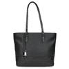 Čierna kabelka shopper bag gabor-bags, čierna, 961-6038 - 26