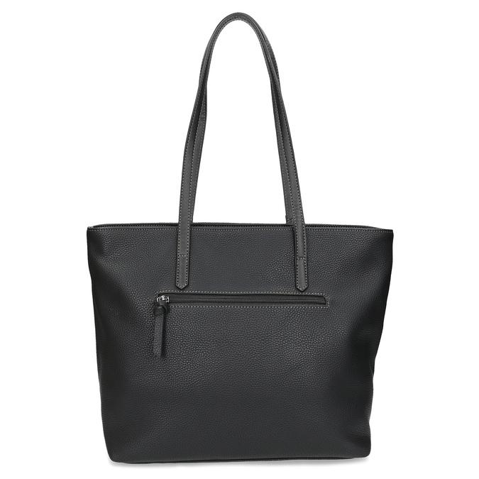Čierna kabelka shopper bag gabor-bags, čierna, 961-6038 - 16