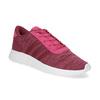 Ružové detské tenisky so žíhaním adidas, ružová, 409-5188 - 13