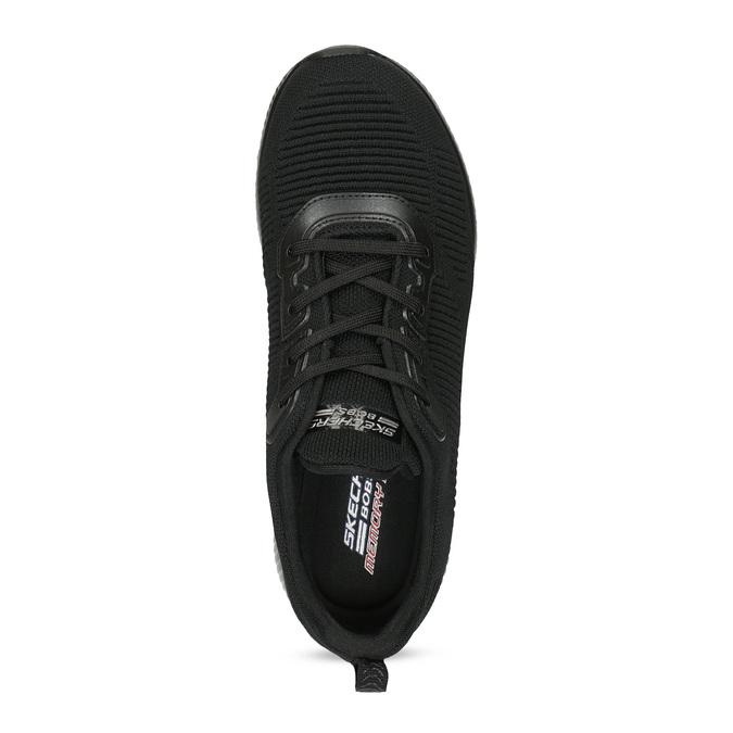 Čierne dámske ležérne tenisky skechers, čierna, 509-6146 - 17