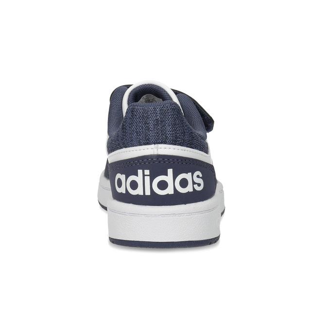 Detské ležérne tenisky so suchými zipsami adidas, viacfarebné, 301-1208 - 15