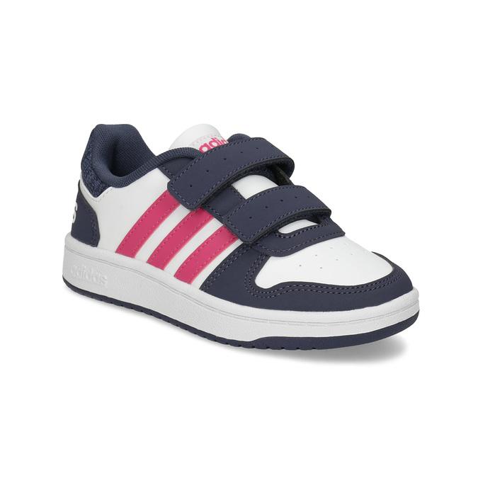 Detské ležérne tenisky so suchými zipsami adidas, viacfarebné, 301-1208 - 13