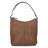 Hnedá kožená kabelka bata, hnedá, 964-3254 - 26