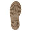 Kožená detská členková obuv weinbrenner-junior, modrá, 416-9608 - 18