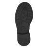 Dievčenské zateplené čižmy s hviezdičkami mini-b, čierna, 291-6173 - 18