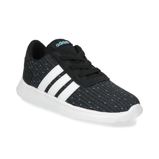 1dd4edc51531 Adidas Detské čierno-modré športové tenisky - Pre najmenšie deti ...