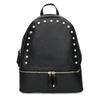 Mestský batôžtek s perličkami bata, čierna, 961-6906 - 26