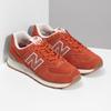 Červené pánske športové tenisky new-balance, oranžová, 803-5174 - 26