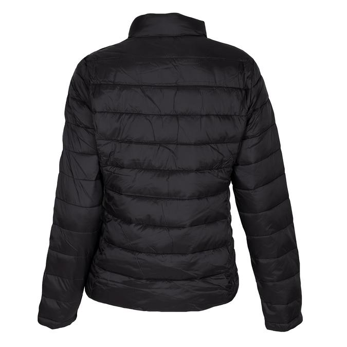 Dámska prešívaná bunda čierna bata, čierna, 979-6361 - 26