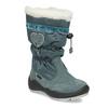 Dievčenské snehule s kamienkami mini-b, modrá, 399-7658 - 13
