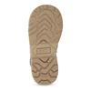 Detská kožená zimná obuv s prešitím mini-b, 296-3600 - 18