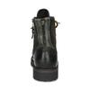 Zimná vysoká kožená členková obuv bata, šedá, 896-2737 - 15
