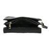 Čierna pánska kožená taška do ruky bata, čierna, 964-6315 - 15
