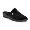 Dámske domáce čierne nazuváky bata, čierna, 579-6631 - 13