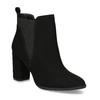 Členková dámska obuv v Chelsea štýle bata-red-label, čierna, 799-6629 - 13