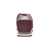 Vínové pánske tenisky z brúsenej kože new-balance, červená, 803-5141 - 15