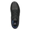 Čierne pánske ležérne tenisky nike, čierna, 801-6244 - 17