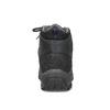Pánska kožená outdoor obuv weinbrenner, čierna, 896-6706 - 15