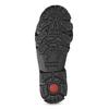 Pánska kožená obuv s masívnou podrážkou weinbrenner, hnedá, 846-4806 - 18