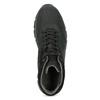 Pánska kožená čierna členková obuv camel-active, čierna, 826-6001 - 17