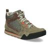 Pánska khaki kožená outdoorová obuv merrell, 803-7104 - 13