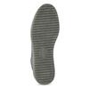 Členková dámska kožená zimná obuv bata, šedá, 596-2713 - 18
