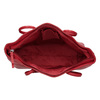 Červená kožená kabelka bata, červená, 964-5604 - 15