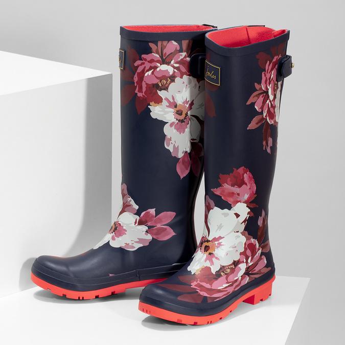 35cc5971ac1c5 Joules Dámske gumáky s kvetinovým vzorom - Všetky topánky | Baťa.sk
