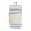 Detské pančuchové nohavice s prúžkami bata, modrá, 919-9684 - 13