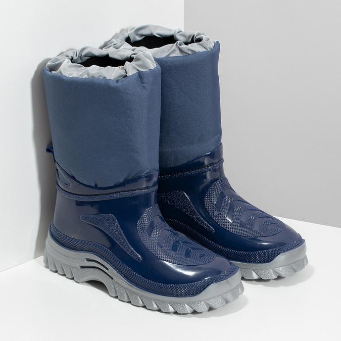 Modré snehule mini-b, modrá, 392-9301 - 26