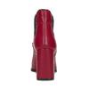 Červené členkové čižmy v Chelsea štýle bata, červená, 794-5609 - 15