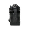 Čierne dámske členkové tenisky nike, čierna, 501-6944 - 15