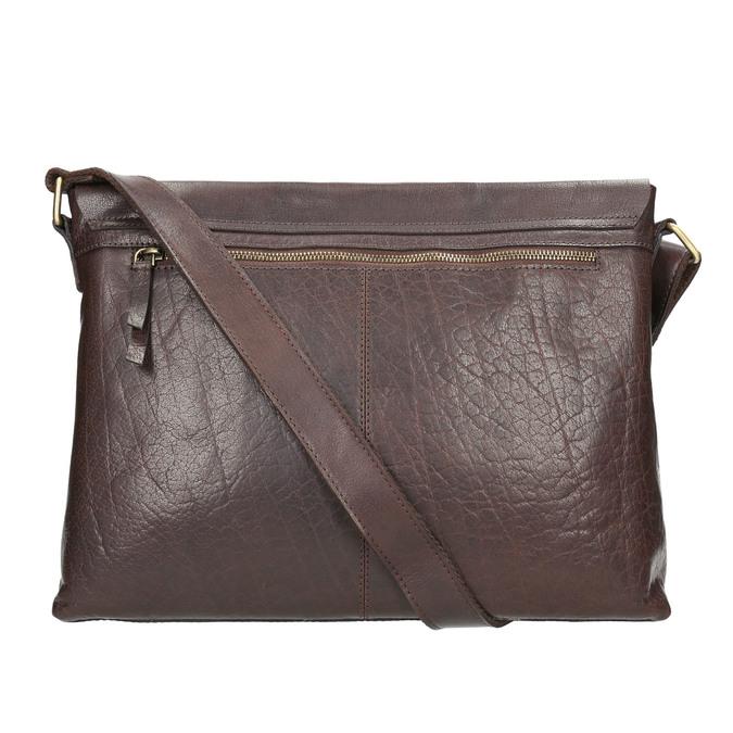 Kožená pánska taška bata, hnedá, 964-4235 - 26