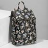 Mestský batoh s kvetinovým vzorom bata-red-label, viacfarebné, 961-0948 - 17
