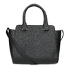Čierna kabelka s vreckom s bodkami bata-red-label, čierna, 961-6946 - 16