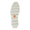 Tmavomodrá pánska kožená Desert Boots obuv flexible, modrá, 823-9636 - 18