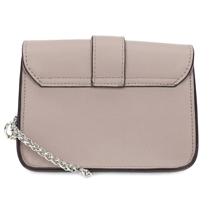 Béžová Crossbody kabelka s ozdobnou sponou bata, béžová, 961-5955 - 16