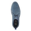 Pánske kožené Desert Boots modré bata, modrá, 823-9655 - 17