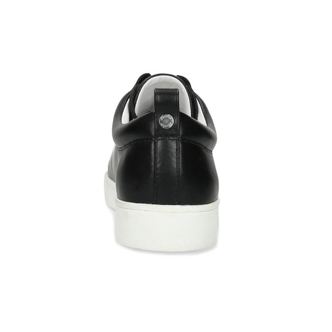 Čierne dámske ležérne tenisky bata-light, čierna, 521-6646 - 15