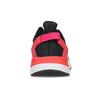 Čierne dámske tenisky s červenými detailami adidas, čierna, 509-2129 - 15