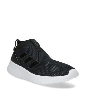 Dámske čierne tenisky s výraznou podrážkou adidas, čierna, 509-6129 - 13