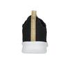 Čierne dámske tenisky s hnedým detailom adidas, čierna, 509-6469 - 15