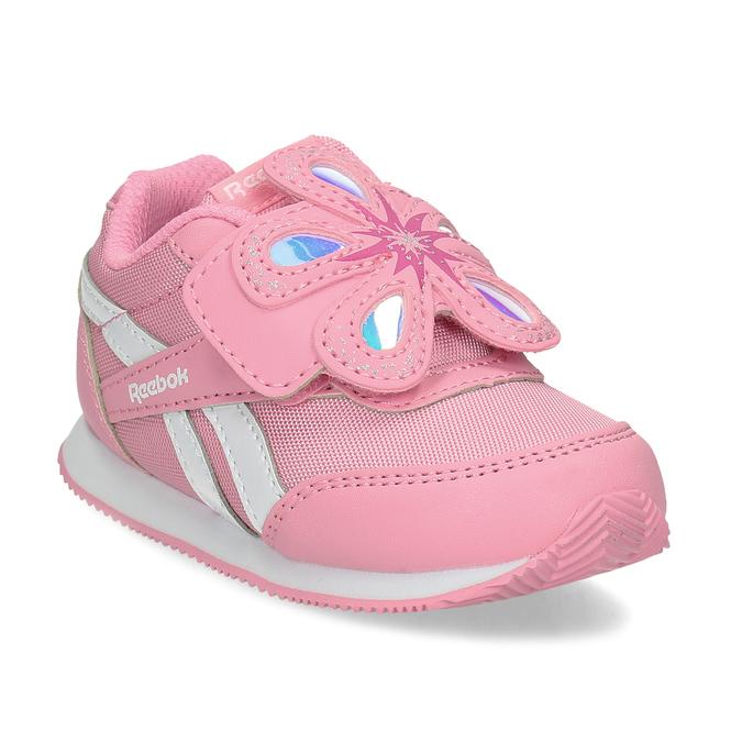 01b1592611d6a Detské dievčenské tenisky ružové reebok, ružová, 101-5128 - 13