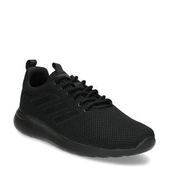 Čierne pánske tenisky v športovom štýle adidas, čierna, 809-6127 - 13