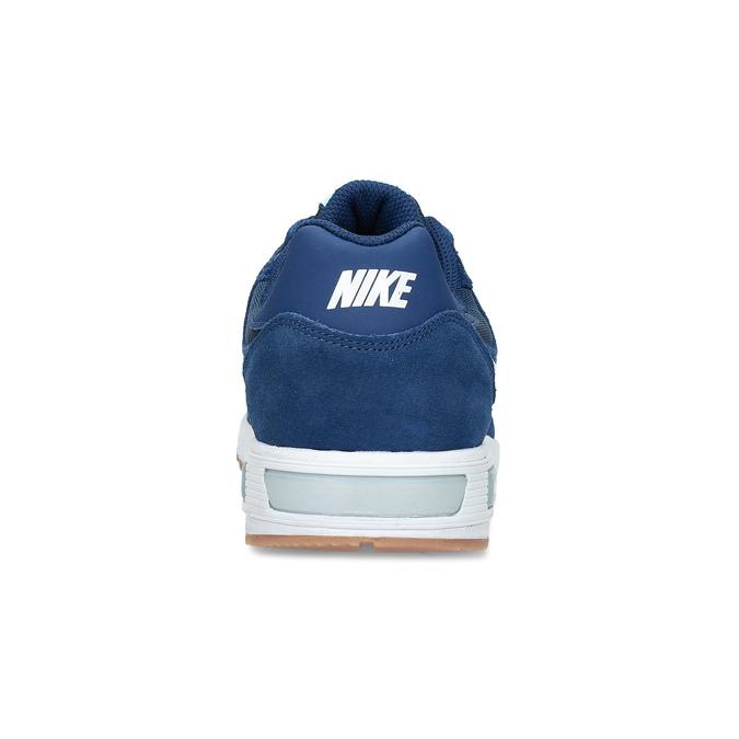 Modré pánske tenisky nike, modrá, 809-9326 - 15
