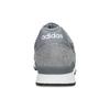 Pánske sivé tenisky kožené adidas, šedá, 803-2102 - 15